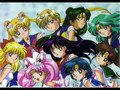 Sailor Moon - Butterfly
