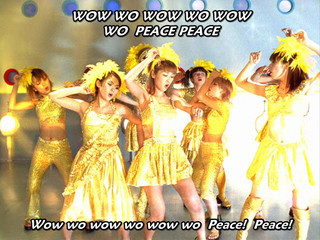 Morning Musume - The Peace! (subs)
