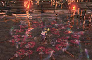 Final Fantasy X Dance scene