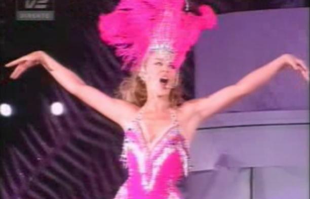 Kylie Minogue - Dancing Queen