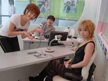 Ayumi Hamasaki Tokyo FM interview 07.09.15