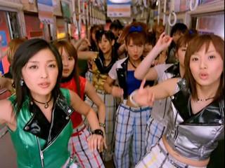 Morning Musume - Joshi Kashimashi Monogatari ~Panic Train version~
