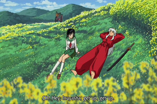 Inuyasha Look At Us