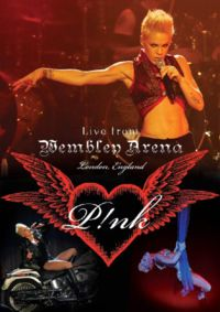 Pink - Live From Wembley Arena (2007)
