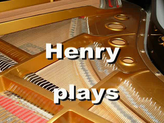 HenryPiano Rocks The Wanderer