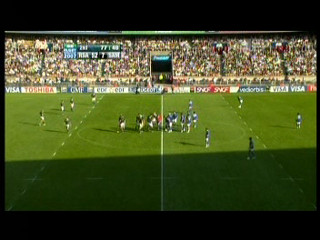 RWC Springboks vs Samoa 2nd Half 4of4
