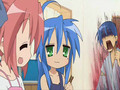 Aoi Sora Productions Presents Lucky Star 1 minute Clip #2