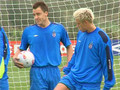 Pratique de foot