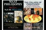 Dr Muata Ashby Maat Vs Fascism in government and economics Collapse of Civilization and facing Climate Change & Fukushima 2014
