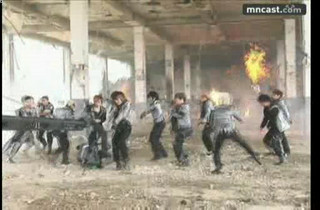 Super Junior Don't Don MV Making