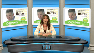 INTERVIEW: Trifon Haitas, Green Party Candidate