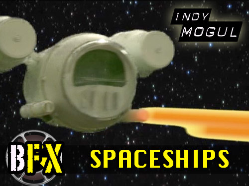 Backyard FX: Spaceships