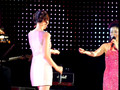 Chung HoonHee with Jessicat at KMF 2008