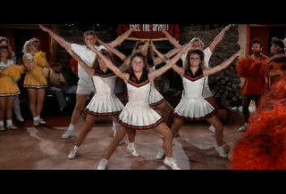 Cheerleader Camp (1987) 2/3