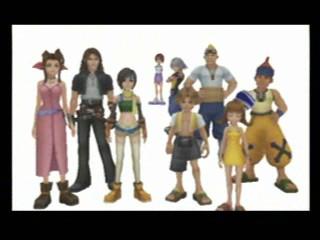Kingdom Hearts: Chain of Memories - Ending