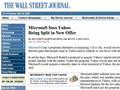 2008 05-20 MediaBytes: MICROSOFT - YAHOO - DELL - AOL - NETFLIX - GOOGLE