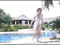 Ayumi Hamasaki - At the pool short rare clip