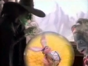 Energizer Rabbit - Wizard of Oz