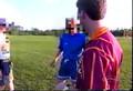 funny Tom Green soccer