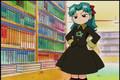 Cosmic Baton Girl Comet-san 32