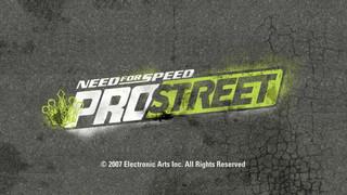 Need for Speed Pro Street ProStreet  ---> (Speedchallenge Video)