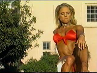 Monica Brant in bikini