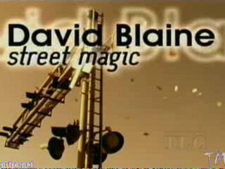 David Blaine - Street Magic