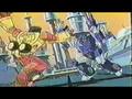 Transformers Theme Stan Bush/Vince Dicola (Music Video)