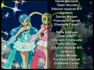 Mermaid Melody Pichi Pichi Pitch/Pure Italian Ending