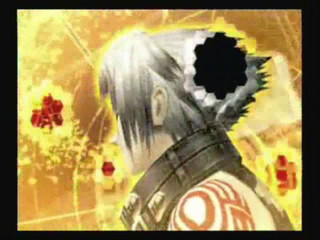 Hack//GU- You smiled kindly