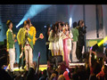 Hollywood Bowl 2008: DBSK & Everyone Finale (fancam)