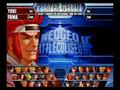 Neo-Geo Battle Coliseum Match
