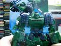Marvel Transformers Crossovers Hulk Update