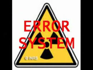 error system