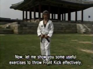 Taekwondo - Ap Chagui
