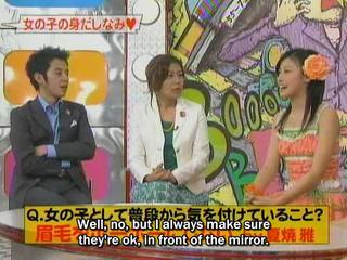 Berryz Koubou - Music Fighter 2006-04-07 (subbed)