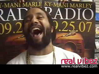 Ky-mani Marley interview