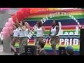 LESBIAN DANCING DIVAS