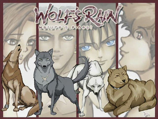 wolfs rain vid 2