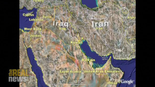 """Is Iran an """"extra-regional"""" power? (4 of 4)"""