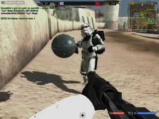 Star Wars First Strike : Mos espa