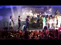 Hollywood Bowl 2008 - Ending - Yesung & Eeteuk Fancam