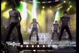09-07 Veronica, taide, Yurem y Gustavo -- Maneater