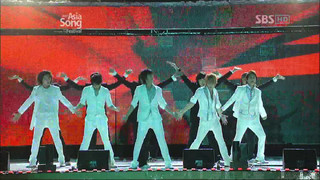 071004 SBS 2007 Asia Song Festival - O-Jung.Ban.Hab