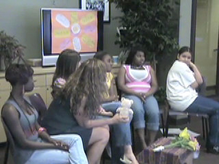 girls cirls... group talk