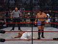 Sabu vs Samoa Joe X Division Championship