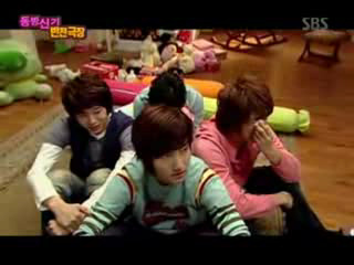 DBSK - Unforgettable Love pt 5/6 english subbed