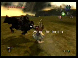 The Legend of Zelda: Twilight Princess VGMV - From the Inside