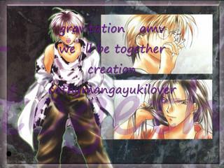 yuki x shuichi i ll be together