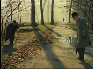 Sherlock Holmes & Dr. Watson - Red on White - II.wmv